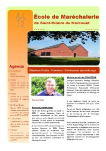 newsletter cfa 1